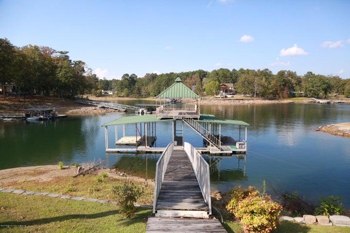 2 Slip boat house