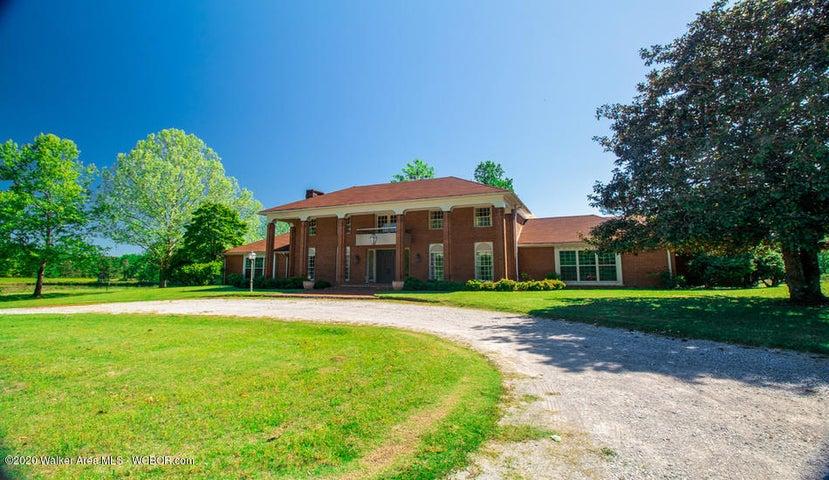 814 CHICKAKEE Rd, Haleyville, AL 35565
