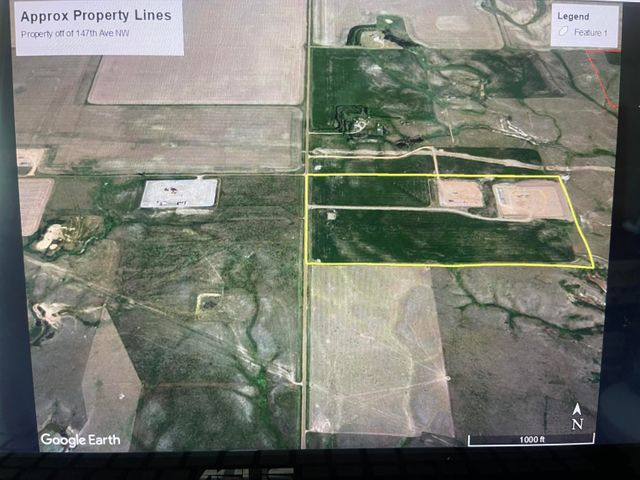147th Ave NW, Alexander, ND 58835