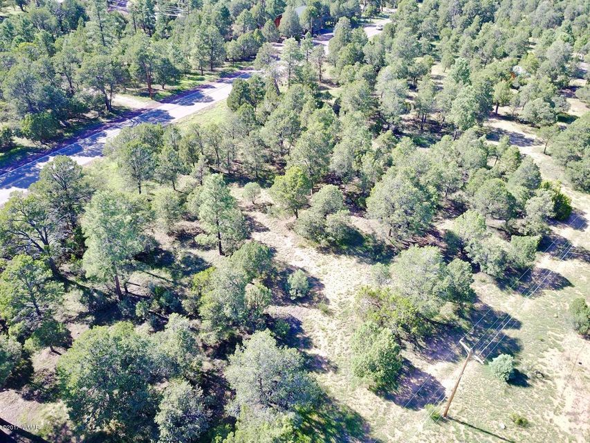 Awesome, heavily treed lot in Forest Trails. Lot is level for an easy build, power and water are at the lot line. Come build your dream home in this area surrounded by National Forest, abounding in wildlife, providing an abundance of outdoor activities, and a cool relief from Valley heat.