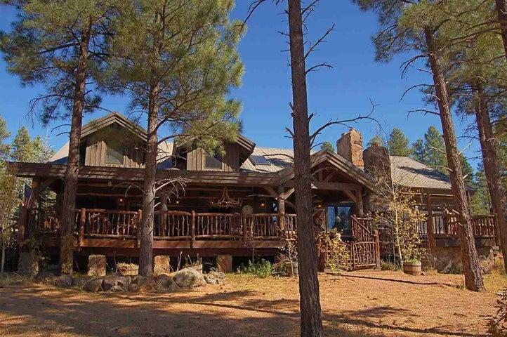9722 Forest Road/porter Mtn Road, Lakeside, AZ 85929