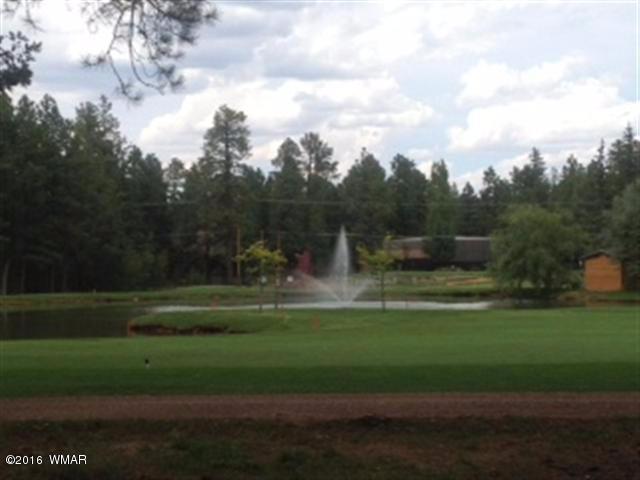 6570 E Country Club Drive, Pinetop, AZ 85935