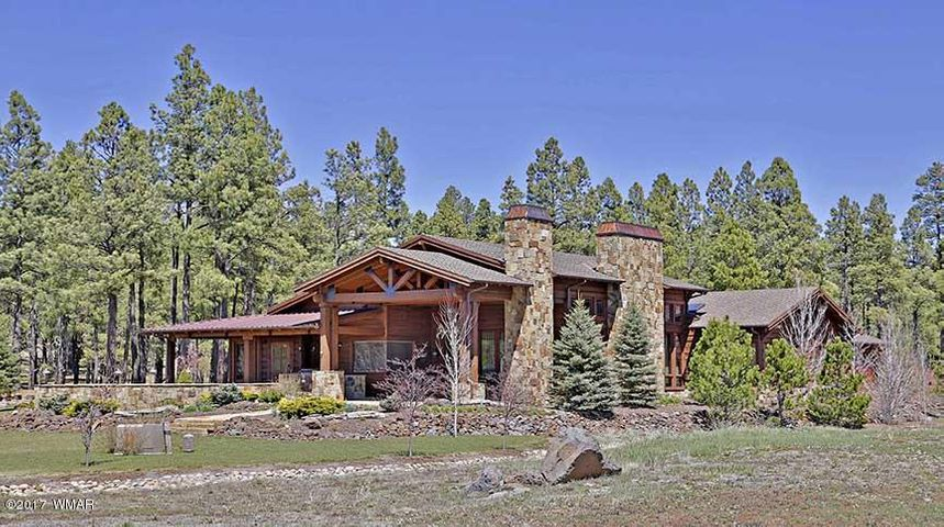 9579 Sierra Springs Way, Pinetop, AZ 85935