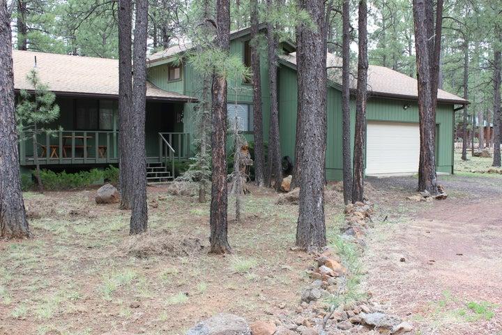 2623 Blue Lake Circle, Pinetop, AZ 85935