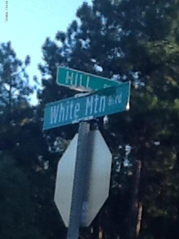 Highway 260 & Hill
