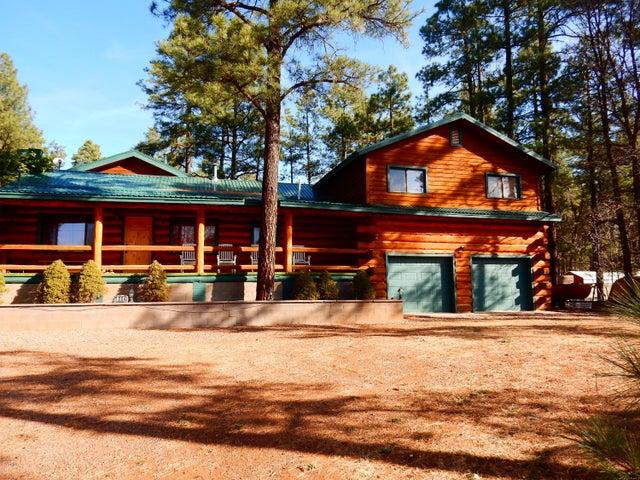 1004 W Navajo Lane, Lakeside, AZ 85929