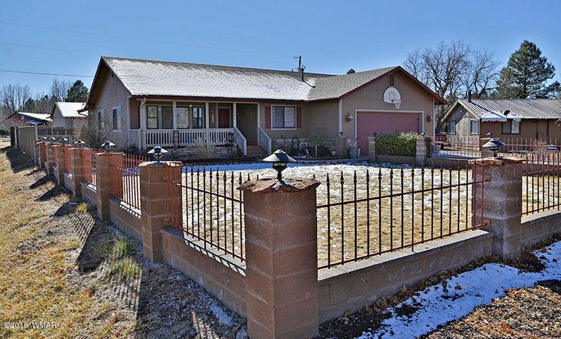 1347 W Pima Lane, Lakeside, AZ 85929