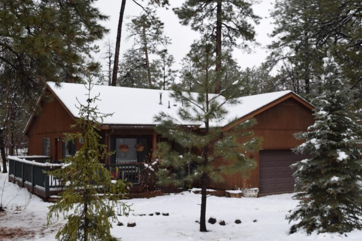 6029 Mule Deer Way, Pinetop, AZ 85935