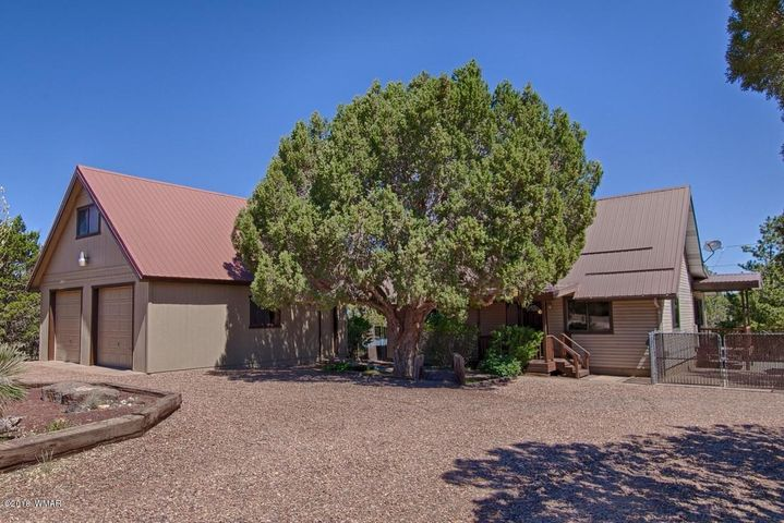 8466 Ridge Place, Show Low, AZ 85901