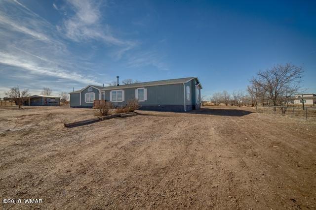 1725 Palomino Drive, Taylor, AZ 85939