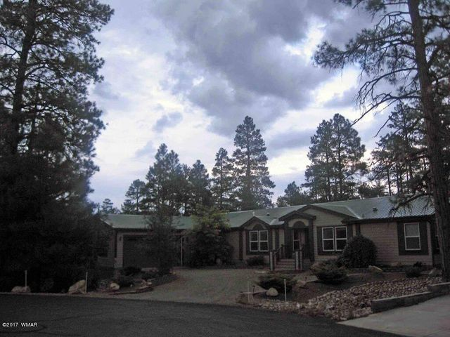 1091 S Fox Lane, Show Low, AZ 85901