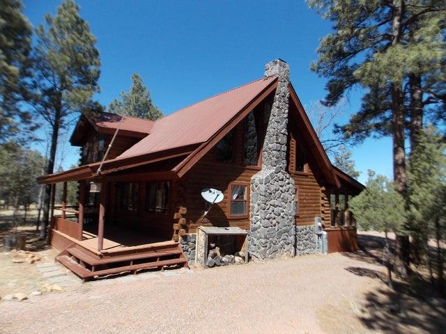 2032 Ponderosa Trail, Overgaard, AZ 85933