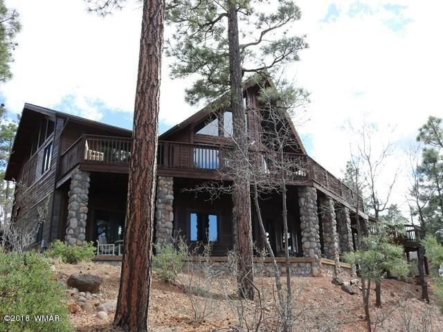 3361 W Falling Leaf Road, Show Low, AZ 85901