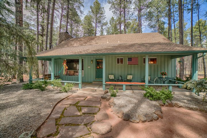 2961 Hummingbird Lane, Pinetop, AZ 85935