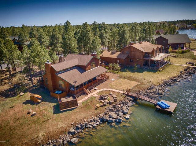 1060 Lake Shore Drive, Lakeside, AZ 85929