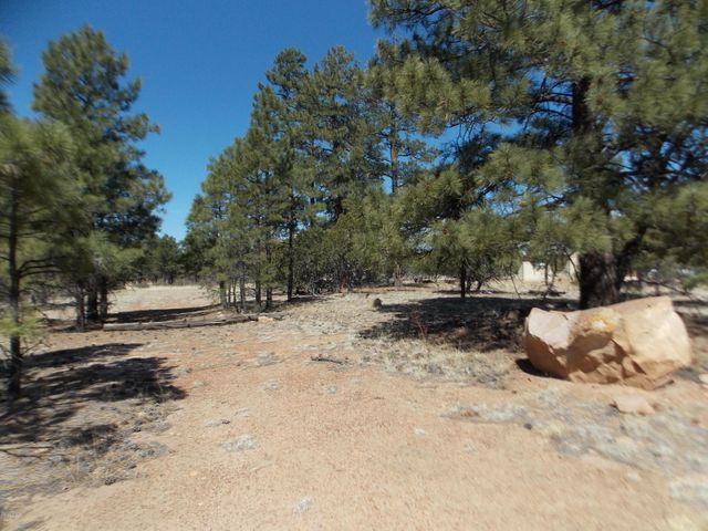 This lot is located in the very private western part of HCPII and backs to USFS.  New custom cabins being built around on near by lots.  Nice easy build level lot with plenty of mature Ponderosa pines.  Underground utilities, SEWER, maintained paved streets.  Now is the time to buy, you can always build later.