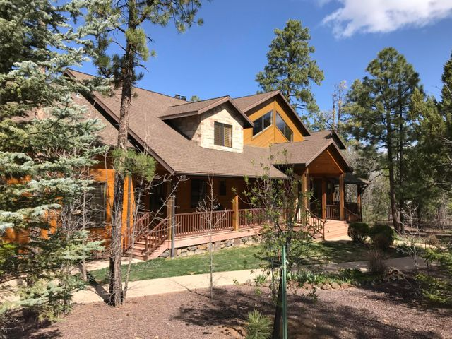 798 Pine Village Lane, Pinetop, AZ 85935