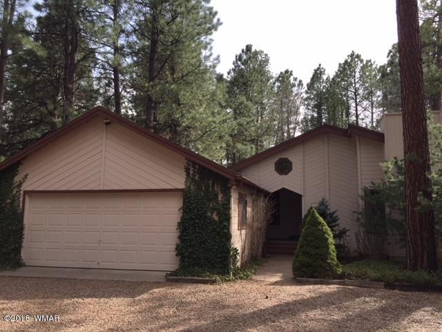 4951 Mallard Circle, Pinetop, AZ 85935