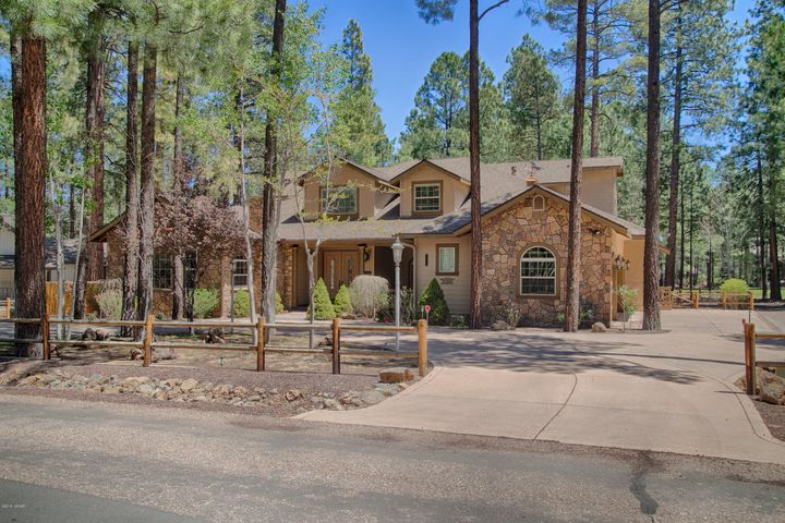 3089 Deep Forest Drive, Pinetop, AZ 85935