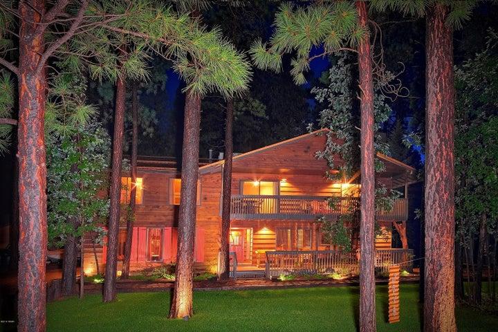 3218 Deep Forest Drive, Pinetop, AZ 85935