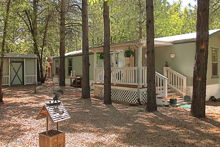 5823 Cougar Court, Pinetop, AZ 85935