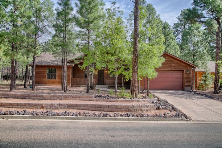 5034 Mountain Gate Circle, Lakeside, AZ 85929