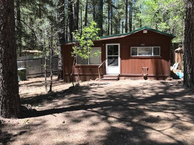 1288 S Phillips Drive, Pinetop, AZ 85935