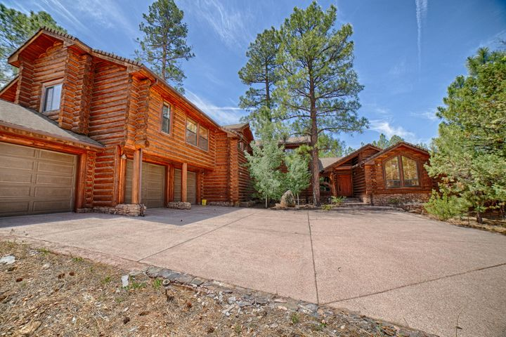 40 S Cliffrose Lane, Show Low, AZ 85901
