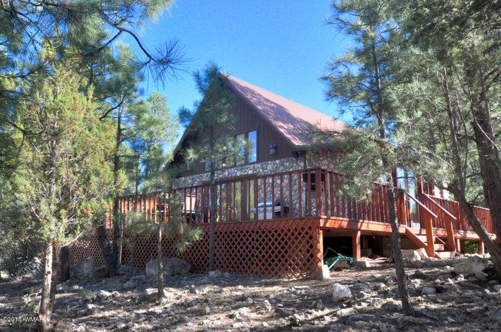 2997 Pine Rim Road, Overgaard, AZ 85933