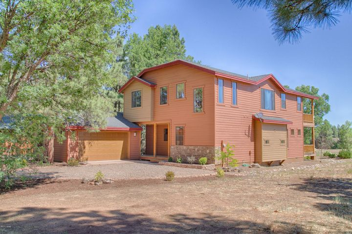 2720 W Snowberry Loop, Show Low, AZ 85901