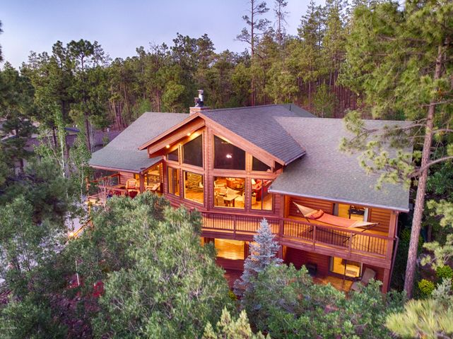 2129 S Pine Wood Lane, Pinetop, AZ 85935