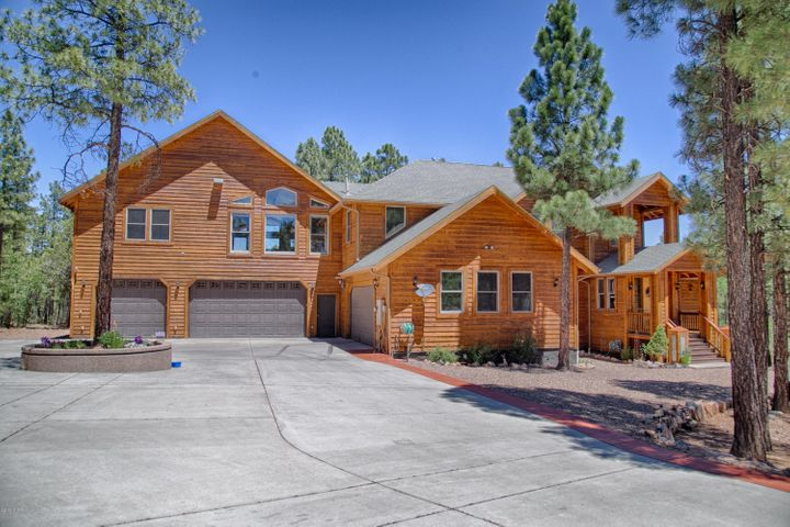 1460 S Elk Run Drive, Show Low, AZ 85901