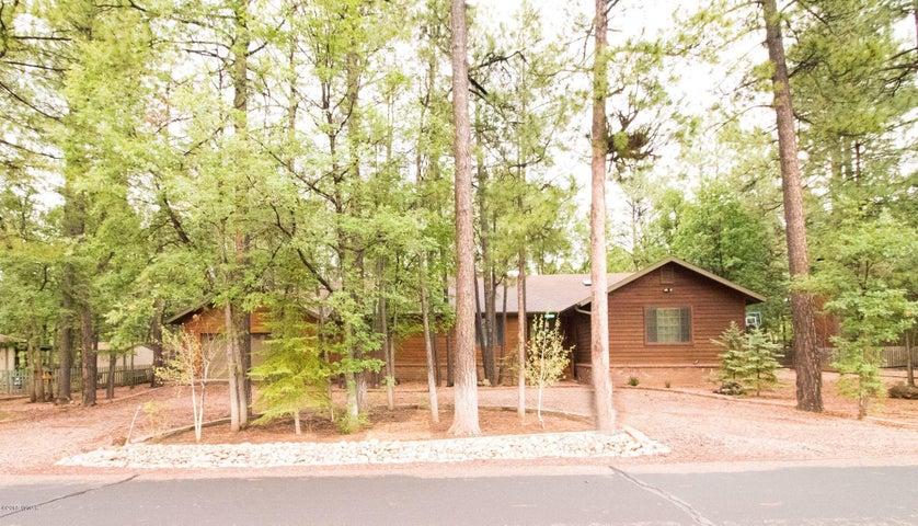 3637 Deep Forest Drive, Pinetop, AZ 85935
