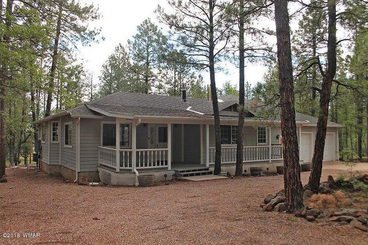 2198 Pine Lake Road, Pinetop, AZ 85935