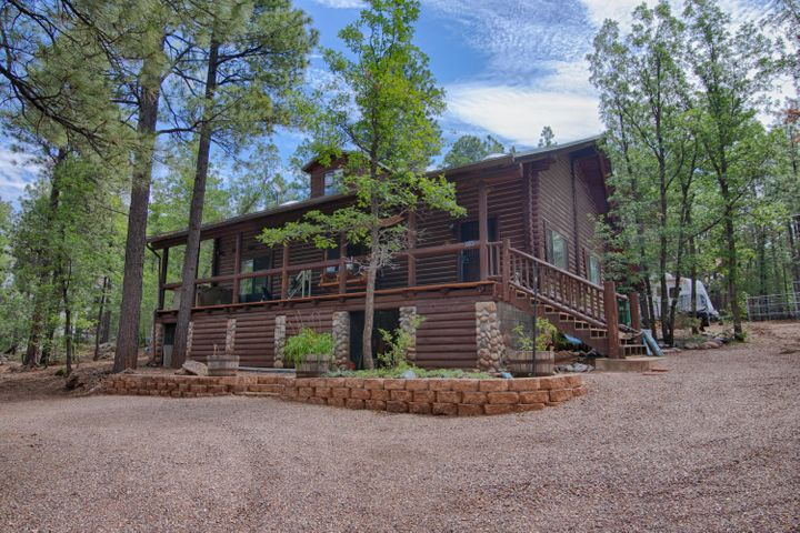 663 S Cotton Tail Lane, Pinetop, AZ 85935