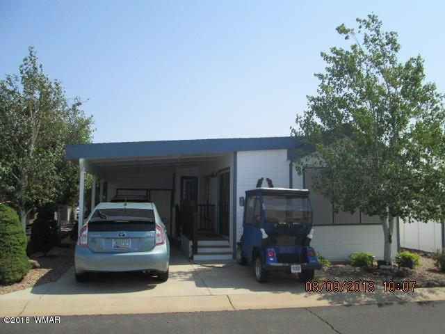 8234 E Eagle Drive, LK Lot #253, Show Low, AZ 85901