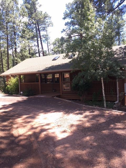 4584 Cub Lake Road, Show Low, AZ 85901