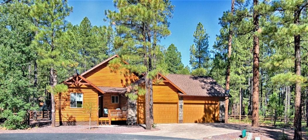 2563 Greens Peak Ln, Pinetop, AZ 85935
