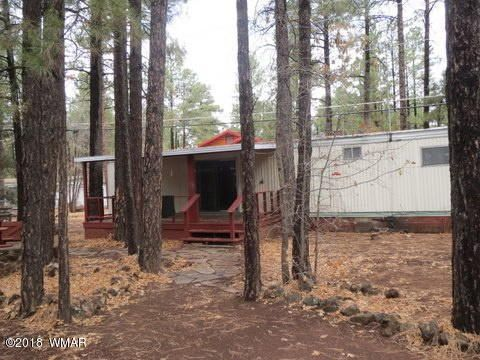 288 N Powder Horn Lane, Lakeside, AZ 85929