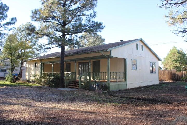 3068 Deer Trail, Lakeside, AZ 85929