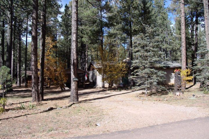 8508 Hiawatha Trail, Pinetop, AZ 85935