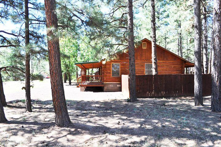 5298 Scotts Drive, Lakeside, AZ 85929