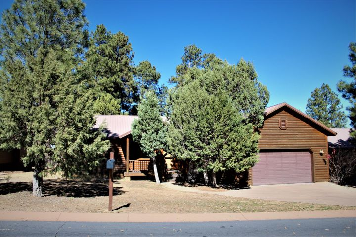 2930 W Lodgepole Lane, Show Low, AZ 85901