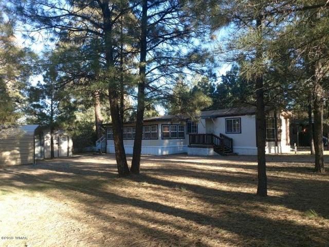 2879 Lazy Bear Trail, Overgaard, AZ 85933