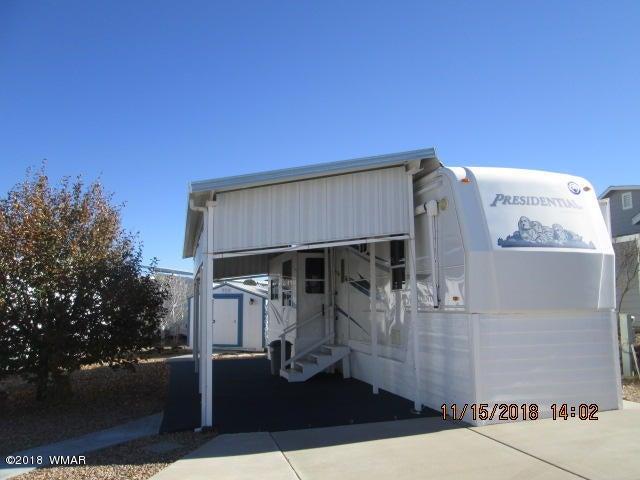 1851 Reel Way, LK Lot #494, Show Low, AZ 85901