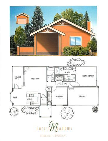 793 W Summerhaven Drive, Lakeside, AZ 85929