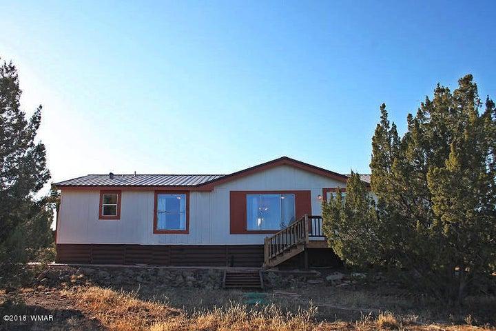 2045 Parker Ranch Road, White Mountain Lake, AZ 85912