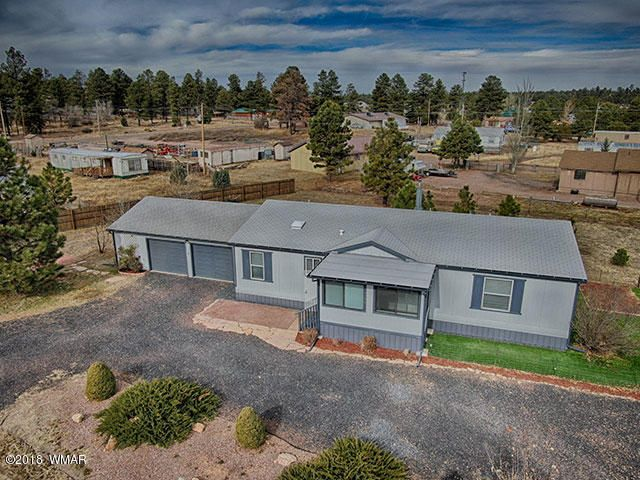 2136 Shell Canyon Road, Overgaard, AZ 85933
