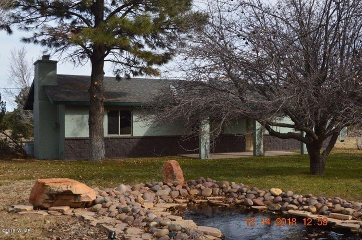 2727 Pine Meadow Drive, Overgaard, AZ 85933