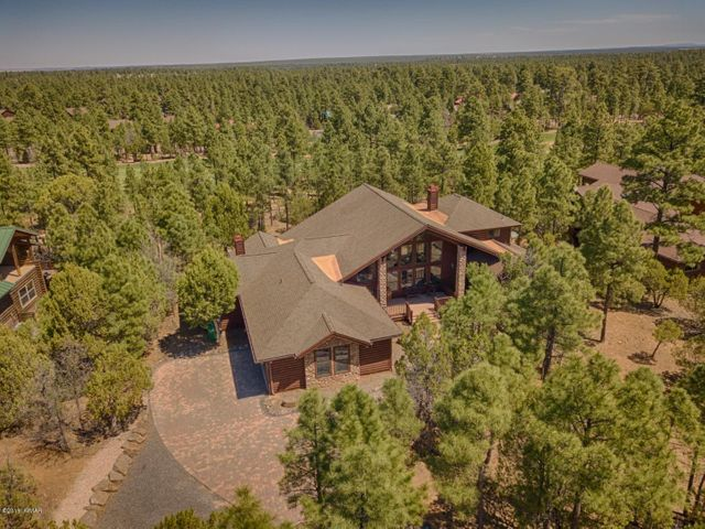 This gorgeous home on 3240 Blazingstar backs the #2 Tower Golf course in Torreon